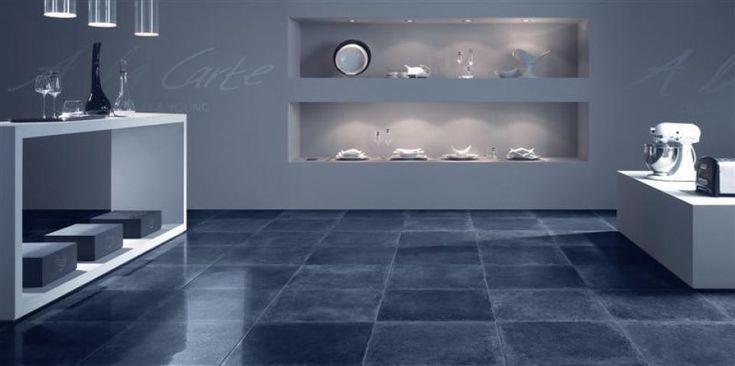 Grillo Natuursteen vloeren uitgevoerd in Marmer.