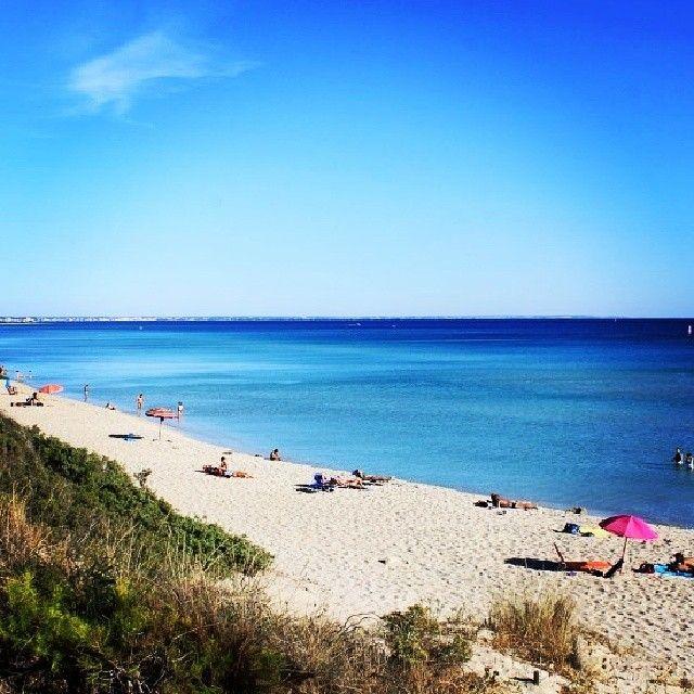 .@Domina Salento | Punta Prosciutto, nella top ten delle spiagge più belle di Porto Cesareo #pun... | Webstagram