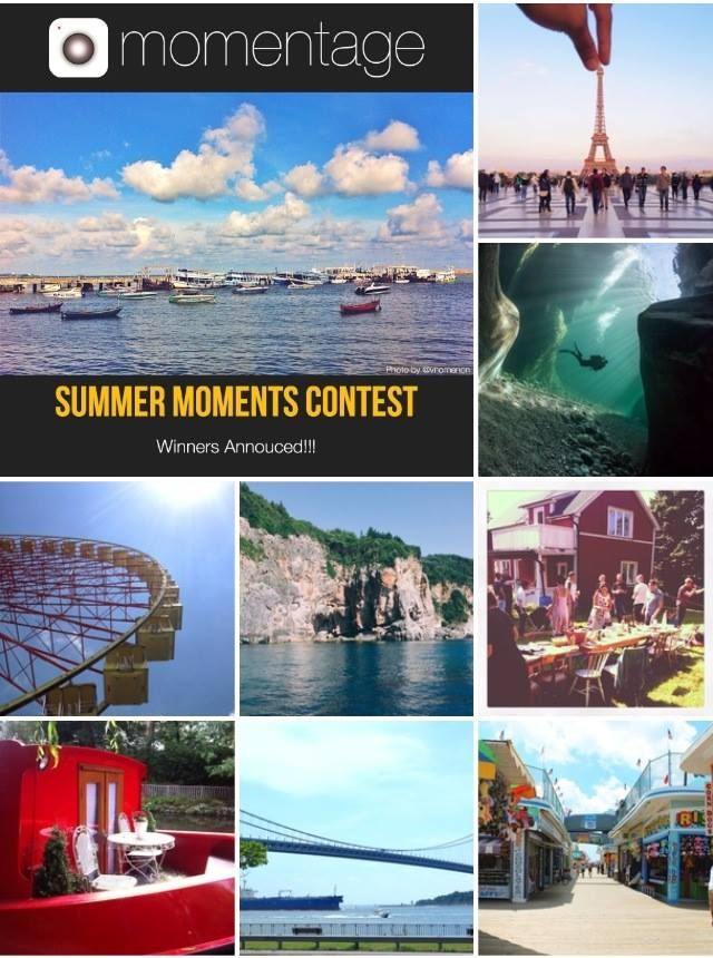 We received over 100+ entries for our #SummerMoments Contest! Congrats to the top three - Maniego Media, tomcurry4 and kaitlyn_g3 who each get a $50 B&H Photo Video gift card! Honorable mentions to jeroenv, indieback, micia973, Christina M. Rau, its_alex, kre8ive_one, Pip Jaramillo Photography, scully, nazyxo, Domenica Cooks, Jenna Swartz Photography, kungfumelissa, 72fx, Simirani Photography, ck_images, timeless_tony, lavoyageuseperdue + marshnixx!