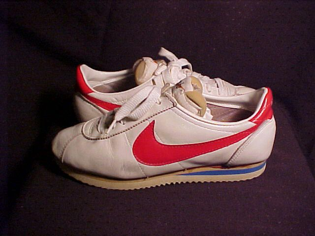 The first Nikes. Everyone had to have these.