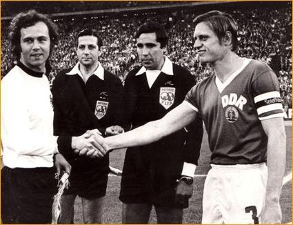DDR   Beckenbauer 1974
