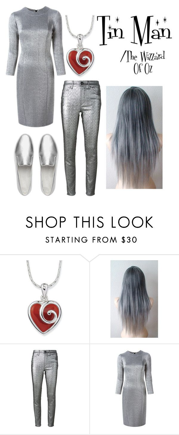 """""""Tin Man - JOOTB"""" by thistleofmilk ❤ liked on Polyvore featuring Natures Jewelry, Isabel Marant, Gianluca Capannolo, FitFlop, women's clothing, women, female, woman, misses and juniors"""