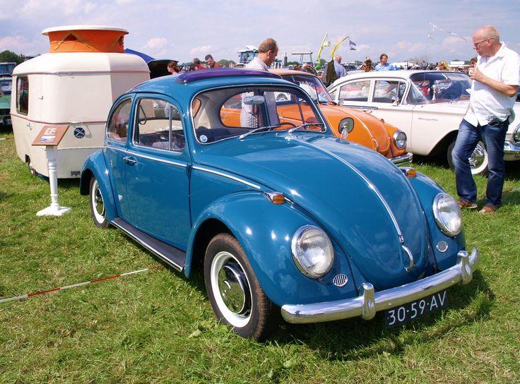 Volkswagen Kever 1966: Gespot: Broertjes en zusjes uit 1966