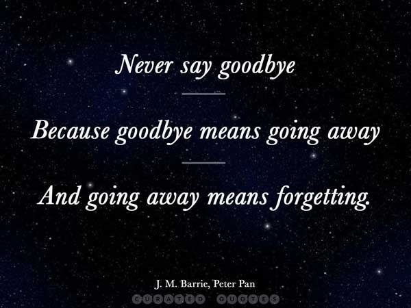 25+ Best Quotes From Peter Pan On Pinterest