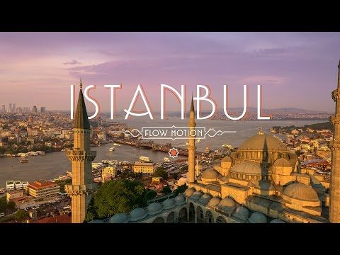 Istanbul | Flow Through the City of Tales - YouTube