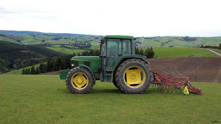1995 John Deere 6400 Tractor. | Flickr - Photo Sharing!