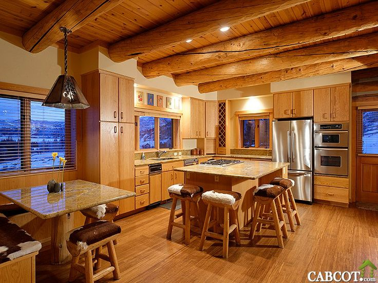 31 best cabin and cottage kitchens images on pinterest cottage