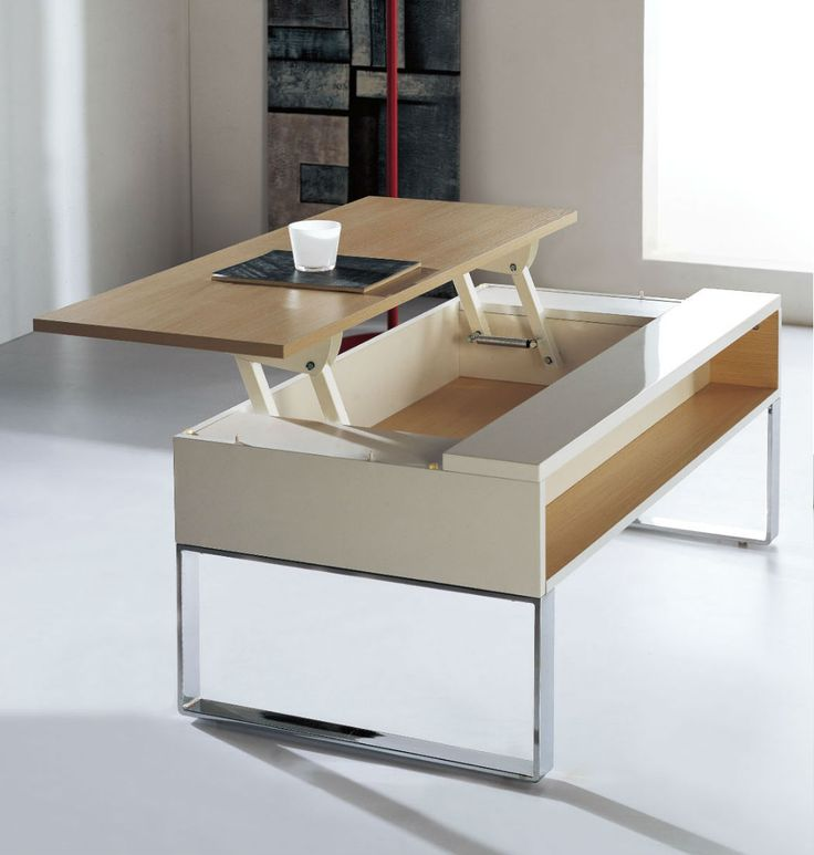 25 Coffee Table On Wheels For Small Spaces