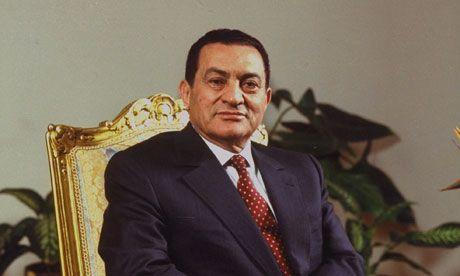 Hosni Mubarak...is he really gone?  Hmmmmm....
