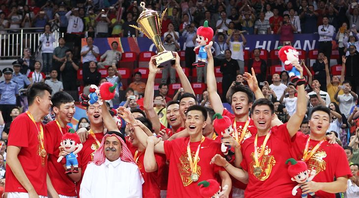 China completed their unbeaten run in the 2015 FIBA Asia Championships with a 78-67 final victory over the spirited Philippines team and will go to Rio 2016 without any more qualification hurdles.  http://kridangan.com/basketball/china-win-2015-fiba-asia-championship-to-qualify-for-rio-2016-india-finish-eighth/8237/