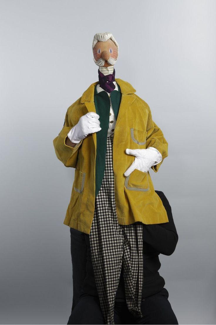 Fonds Georges Lafaye. III. Spectacles de marionnettes. La Marguerite (1953, Lafaye) | 1931-1989 | National Library of France | Public Domain