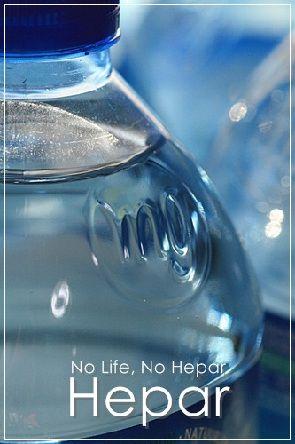 エパー  No Life, No Hepar