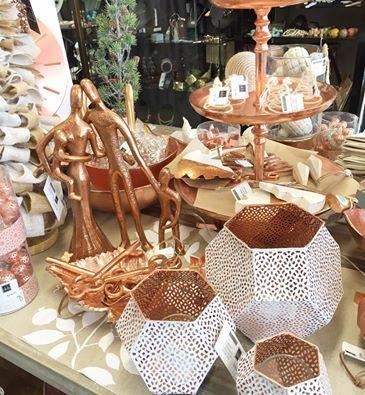 Copper for Christmas #christmasiscoming #christmas #shoplocal #dcbdesigns