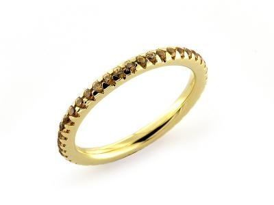 What a great Gold Ring!! Finally something new!