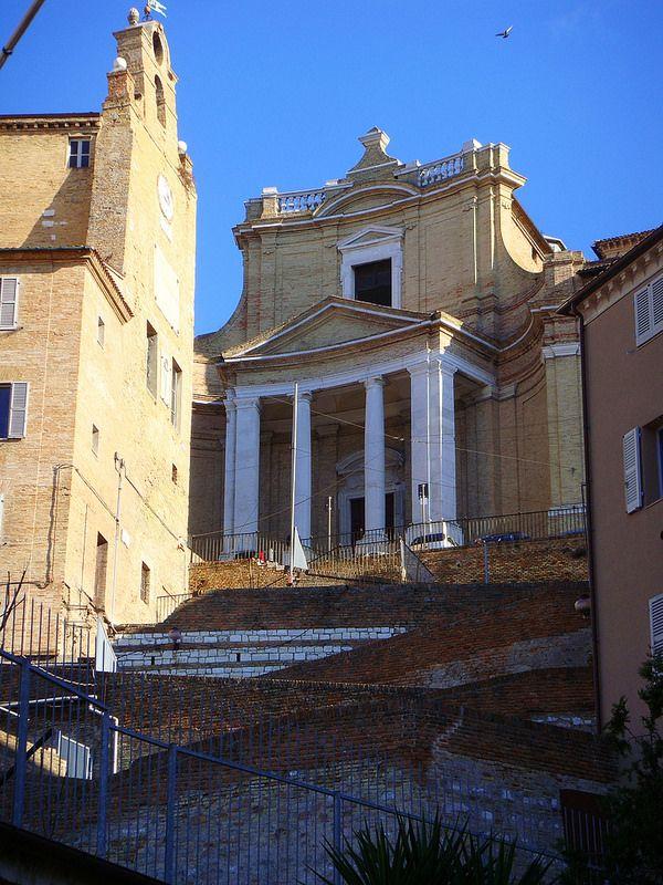 Ancona, Marche, Italy - Chiesa del Gesù  by Gianni Del Bufalo  #destinazionemarche #marche #ancona (CC BY-NC-SA 2.0)इटली  意大利 Italujo イタリア Италия איטאליע إيطاليا