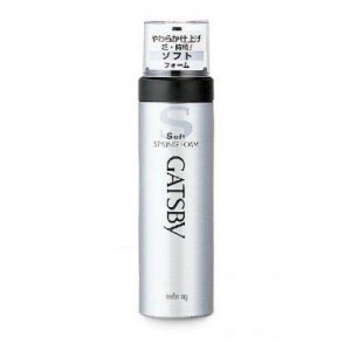 GATSBY Hair Styling Foam Soft (185g) http://www.shopprice.com.au/gatsby+styling