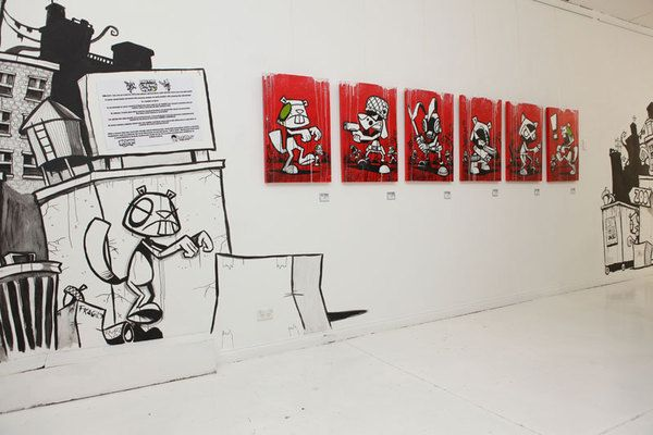 Solo Gallery Exhibition 20th April 2012 on Behance