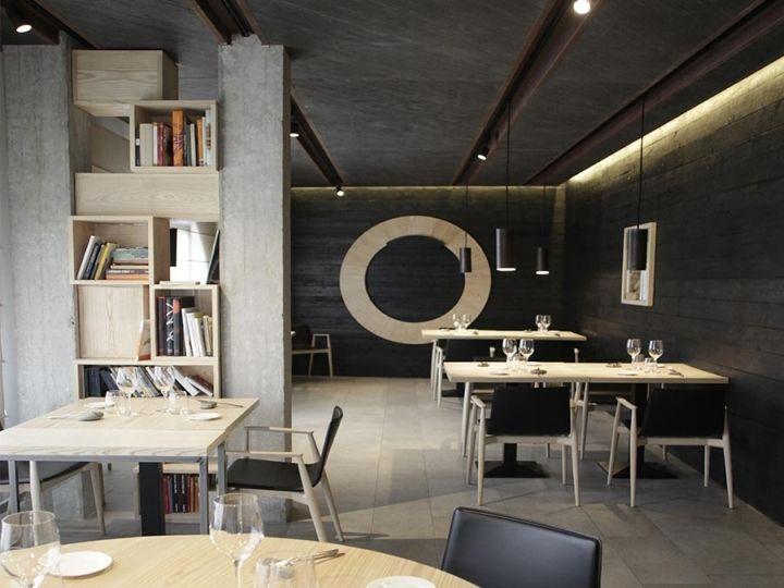 Osteria Il Grano Di Pepe Restaurant By Marco Bernardi Ravarino Italy Retail Design