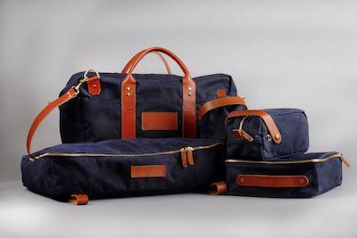 Win the Breton Weekender   the Weekender Packing system!