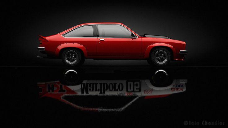 Lx torana SS hatchback Racing heritage P.S.