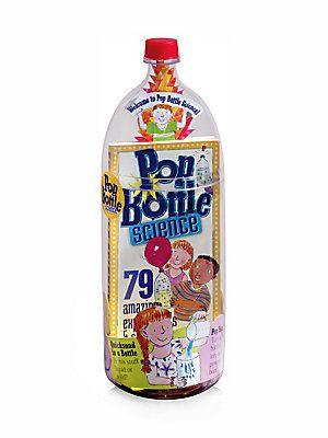 Workman Publishing Pop Bottle Science - No Color