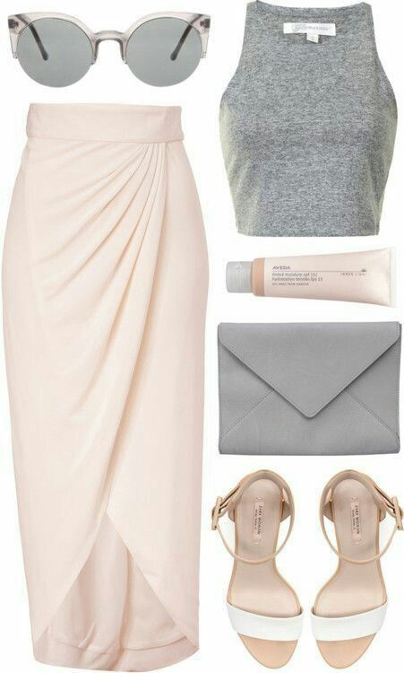 Idea de outfit para verano.  #OutfitIdeas #OutfitVerano #ootd                                                                                                                                                                                 Más