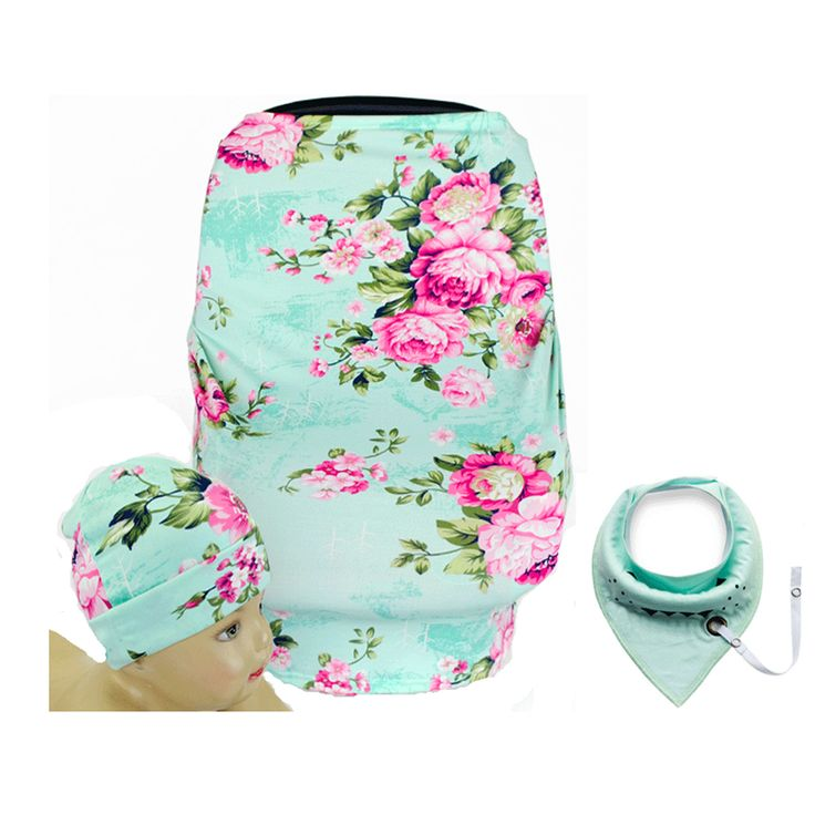 Nursing Breastfeeding Cover Scarf - Baby Car Seat Canopy - Nursing Pads, Pouch & Gift Pack Set - Shopping Cart, Stroller, Carseat Covers for Girls and Boys - Best Multi-Use Infinity   MOST VERSATILE COVER EVER: Breastfeeding cover with stretchy material can be also used as nursing cover, stroller cover, car seat canopy, infinity scarf, shawl and endless other uses. ✅ PERFECT BABY SHOWER GIFT: Great for Boys & Girls with free Pouch Bag, a gift any new mother will appreciate. ✅ 100% PROTECTION…