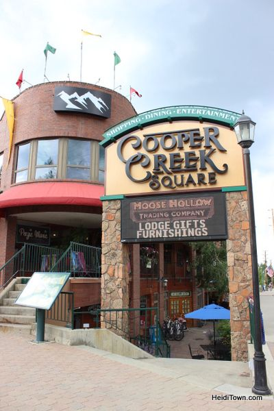 Cooper Creek Square has great #shopping in downtown @Winter Park, Colorado. #Colorado #WinterPark More: http://www.heiditown.com/2013/07/10/wine-women-winter-park-part-i/