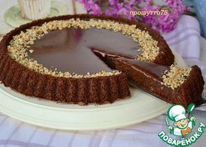 """Шоколадный торт """"Джандуйя"""""""