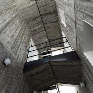 Takanawa House by Hiroyuki Ito  and O.F.D.A. Associates
