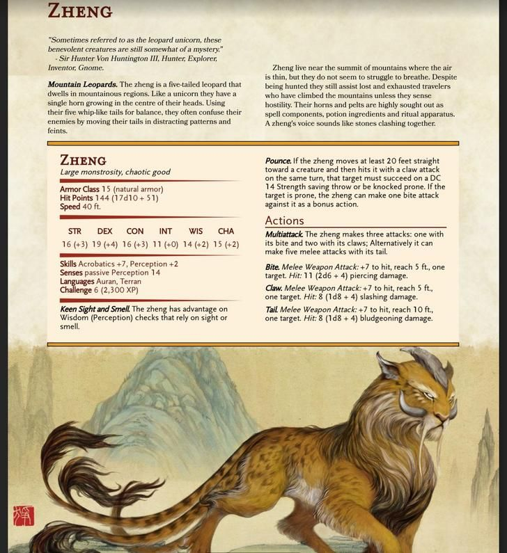 Every DnD homebrew monster I could find | Dnd in 2019 | Dnd