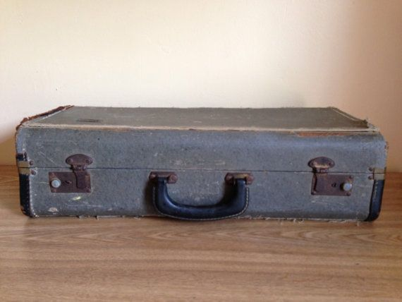 Vintage Conn Trumpet Case by JohnieMaes on Etsy, $25.00