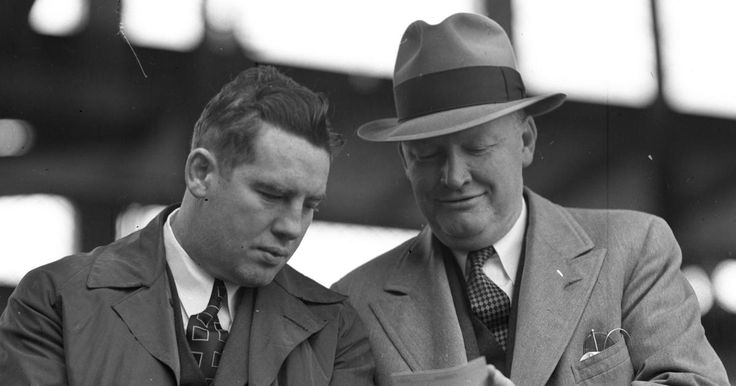 Years before Super Bowl XLVI or even Super Bowl I, the story goes that Pittsburgh Steelers founder Art Rooney met New York football Giants founder Tim Mara at Moore's Restaurant in New York. Mara, a licensed bookie (according to his grandson, current Giants CEO and president John Mara) was selling Rooney on a horse.