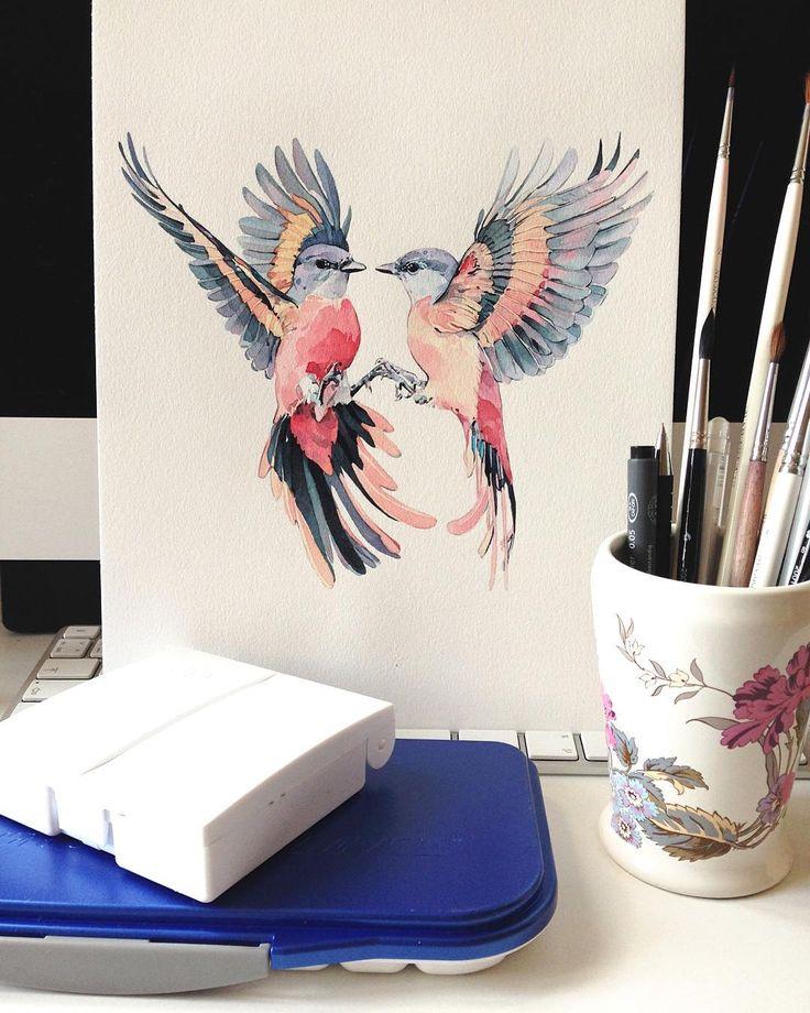 ❤️ Краски-Ван Гог и Белые ночи Бумага-Moulin du Roy,grain fin 300g в склейке