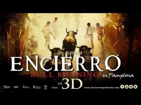ENCIERRO Bull Running in Pamplona (Trailer oficial)