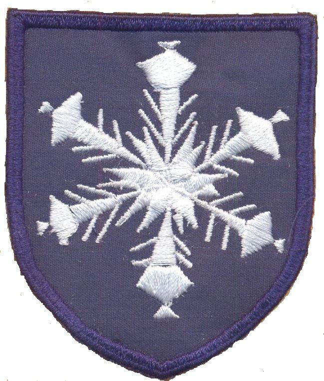 "US Army Arctic Command Alaska ""Snowflake"""