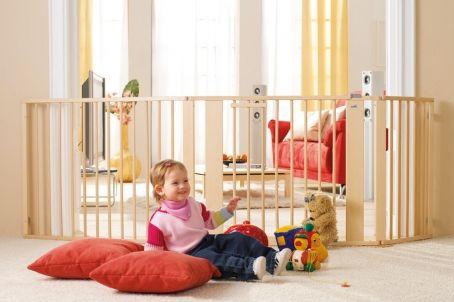 Systèmes de barrières - Geuther Kindermöbel