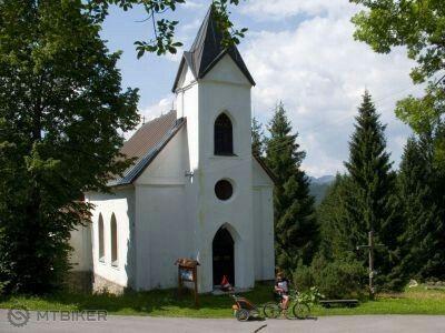 Magurka - kaplnka Ružencovej Panny Márie