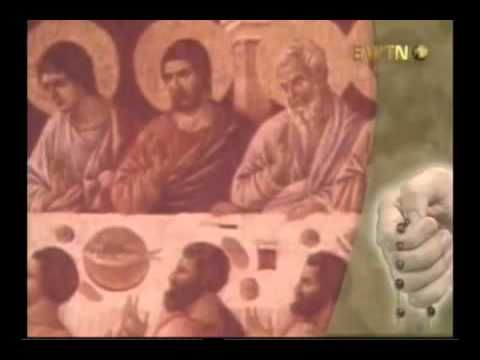 Santo Rosario 4 Misterios Gloriosos Miércoles y Domingo)(360p H 264 AAC) - YouTube