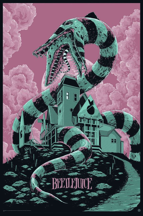Spectacular illustrated posters by Ken Taylor - Design daily news