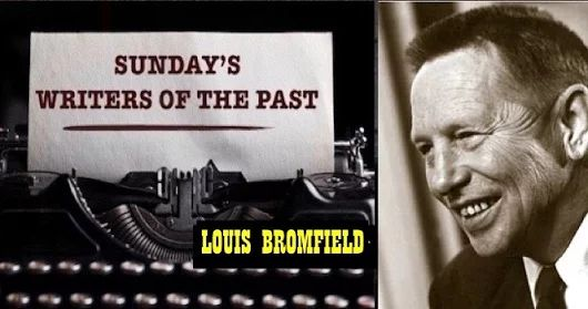 """Pulitzer Prize-winning author Louis Bromfield owned one of the first organic, self-sustained farms in the country. In addition to his success as a writer, Bromfield proved an innovator of soil conservation techniques. A member of the founding staff of Time magazine, he also worked for the Associated Press. His working Ohio farm served a home-away-from-home for several Hollywood friends. """"AUTHOR LOUIS BROMFIELD."""" http://tomrizzo.com/louis-bromfield/"""