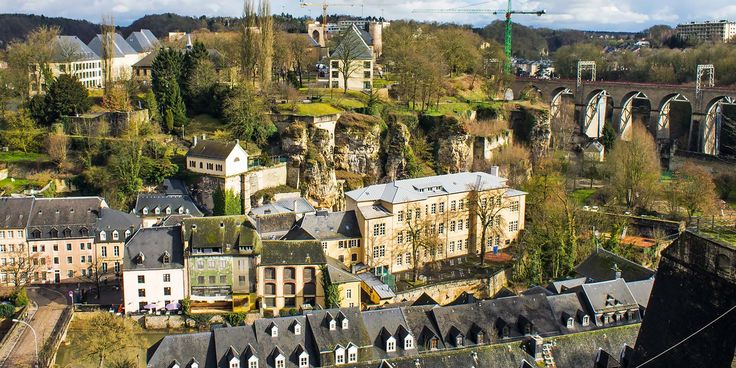 Is #Luxembourg City the most underrated in #Europe | http://www.danflyingsolo.com/2015/08/25/visit-luxembourg-city-underrated/ - #architecture #history #harrypotter