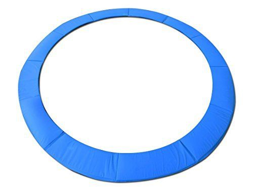 SkyBound 15 Foot Blue Trampoline Pad (fits up to 8 Inch springs) - Standard - http://www.exercisejoy.com/skybound-15-foot-blue-trampoline-pad-fits-up-to-8-inch-springs-standard/fitness/