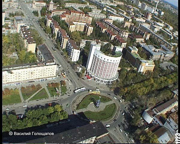 Виды Екатеринбурга с вертолёта. Серия 3.