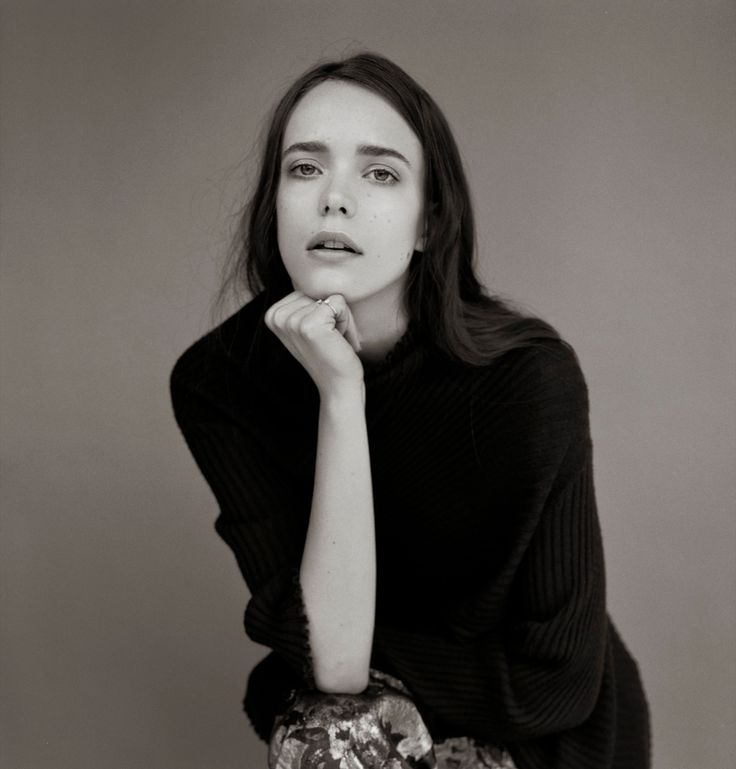 STACY MARTIN FOR SUPPLEMENT MAGAZINE #1 FALL/WINTER 2015 — PHOTOS DE MODE