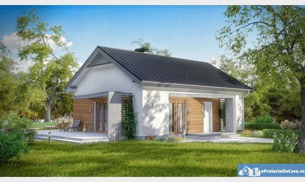 Proiecte de case sub 35.000 euro. Ideale pentru orice varsta - Case practice