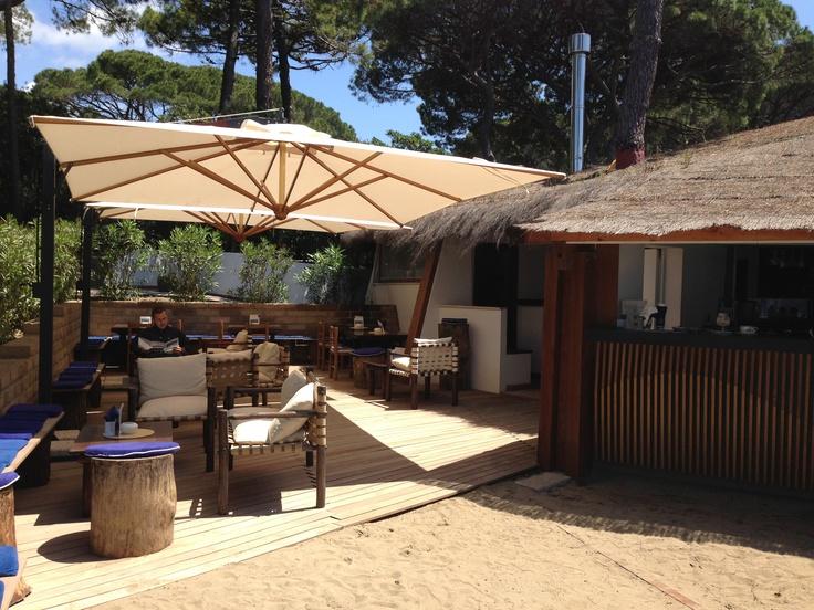 Bar at la Pagoda