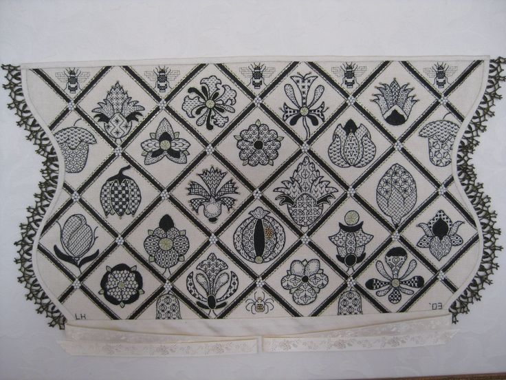 Best embroidery blackwork images on pinterest
