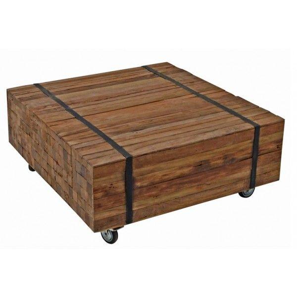 1000 idee n over vierkante salontafels op pinterest koffietafel refinish pallettafels en - Ampm tafel ...