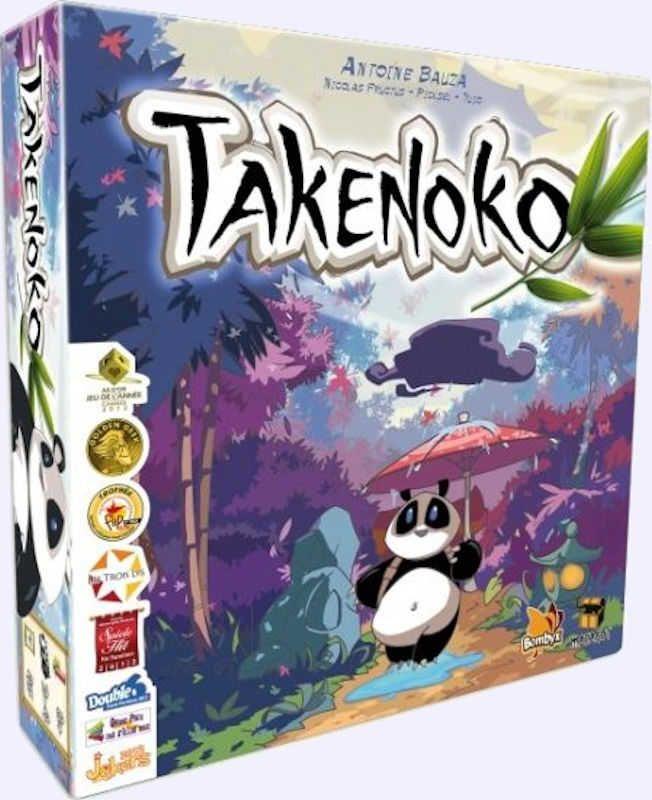 Takenoko: jeu de société chez Jeux de NIM